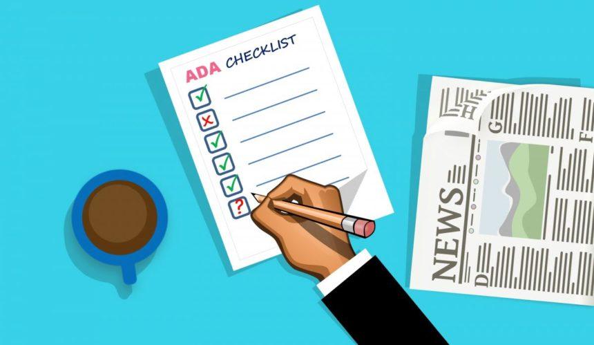 Get a Sneak-Peek on your 2020 Website ADA Compliance Checklist
